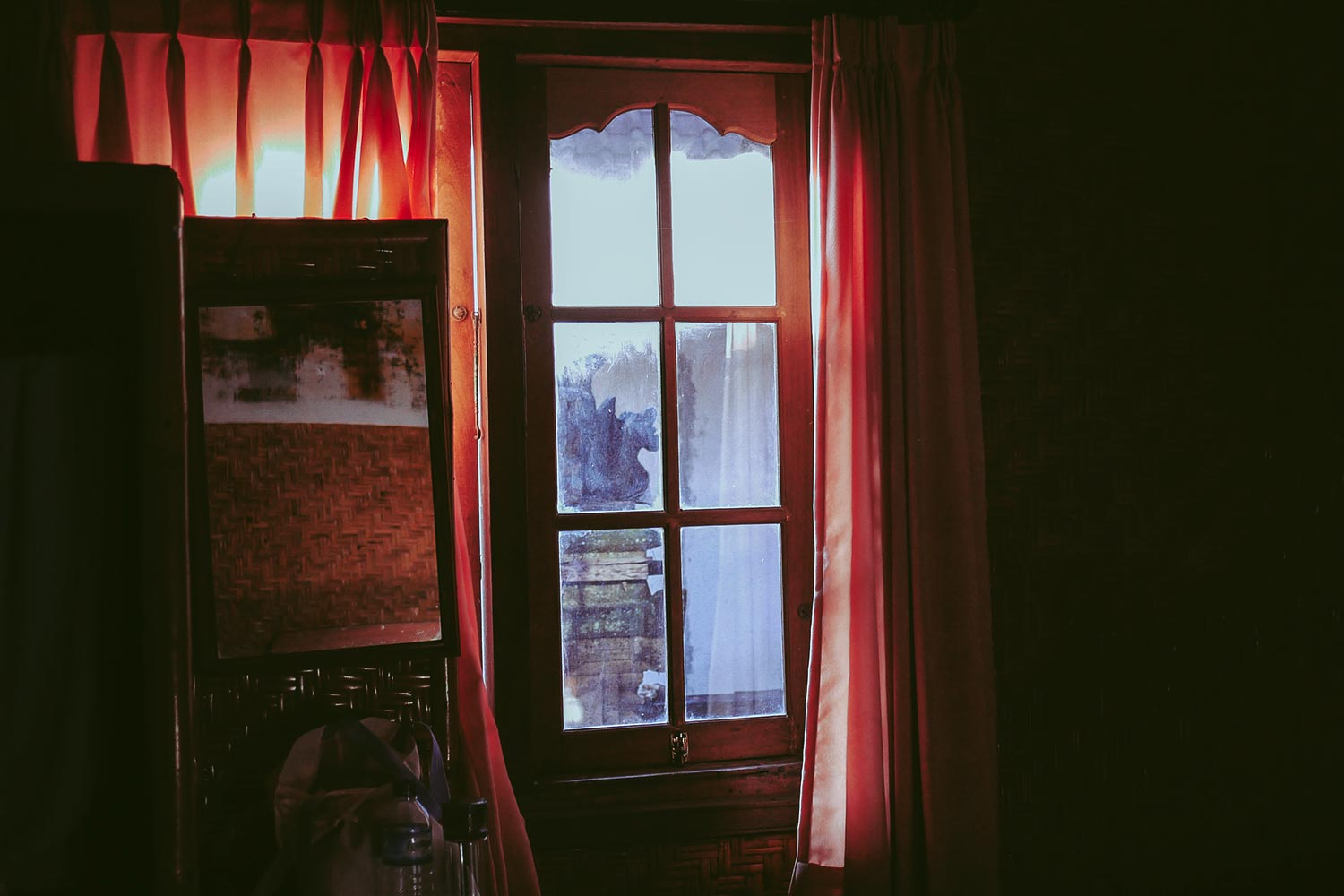 Window of my room