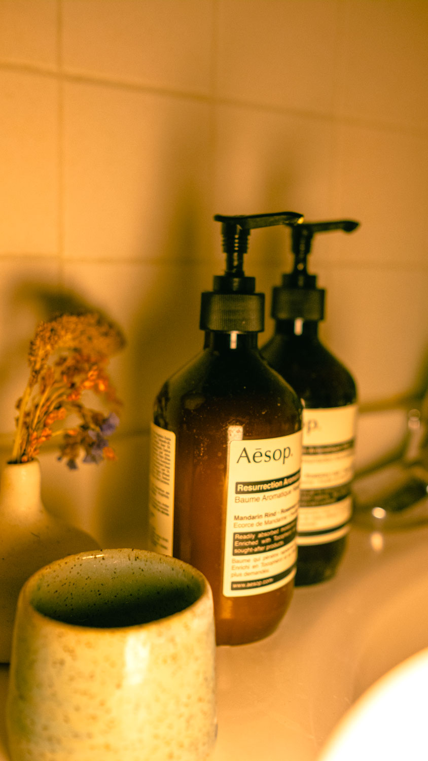 Free Aesop products